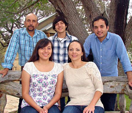 The Romero Family - Santex Roofing, san antonio roofing company